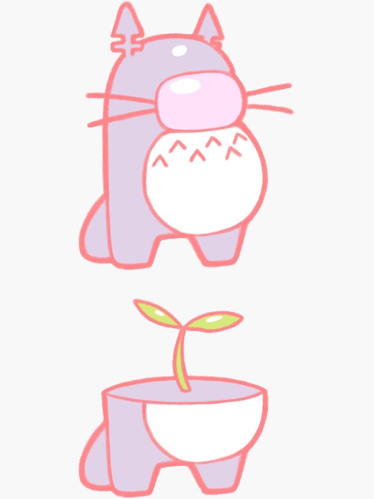 Totoro - Astronaut by RikumoShop