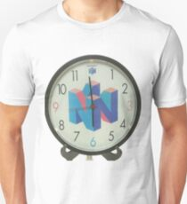 Nintendo Clock T-Shirt