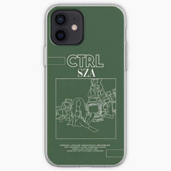 CTRL - SZA iPhone Soft Case