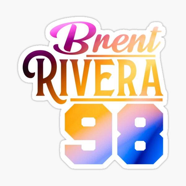 Brent Rivera 98 Sticker Sticker