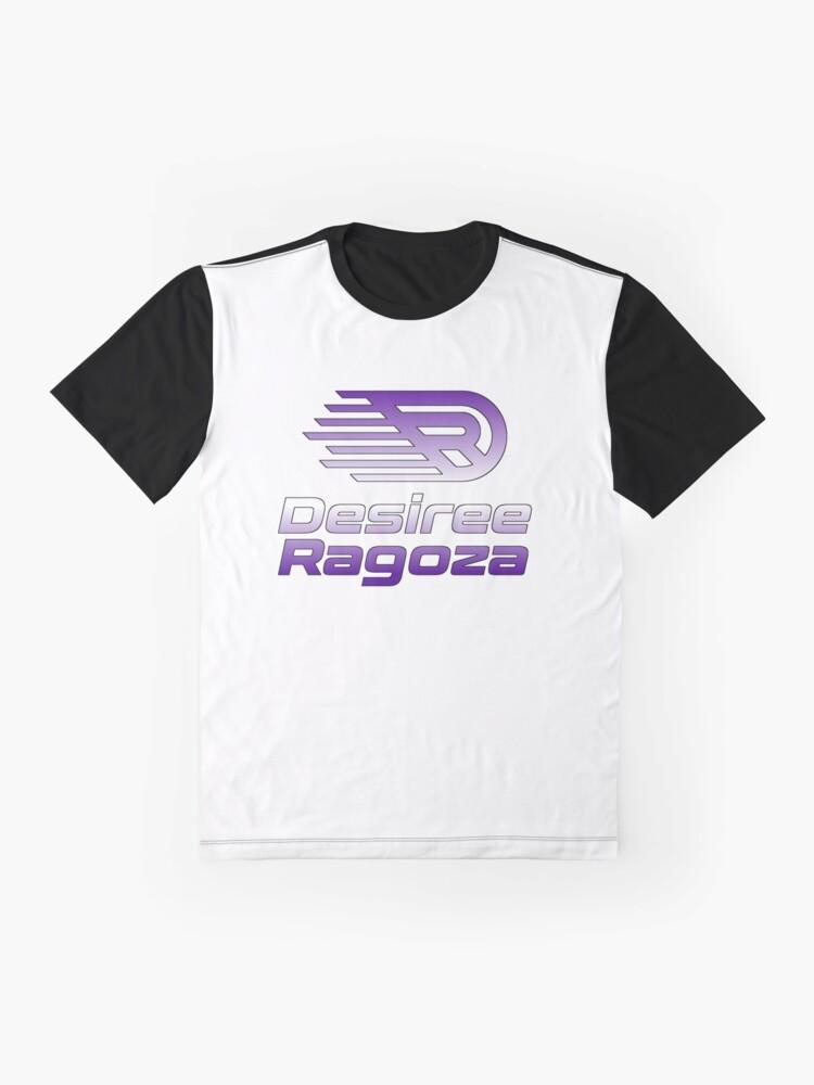 Alternate view of Desiree Ragoza Graphic T-Shirt