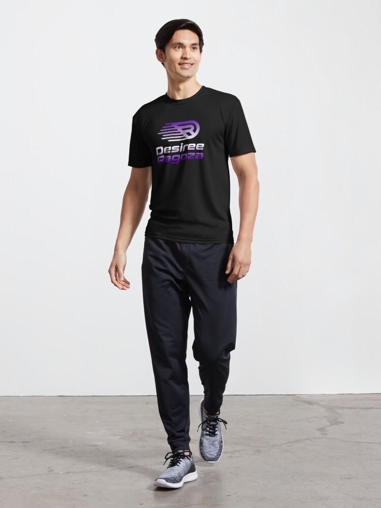 Alternate view of Desiree Ragoza Active T-Shirt