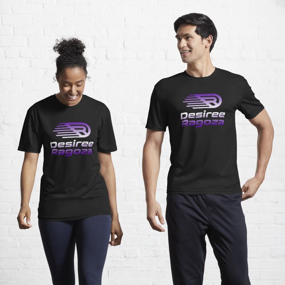 Desiree Ragoza Active T-Shirt