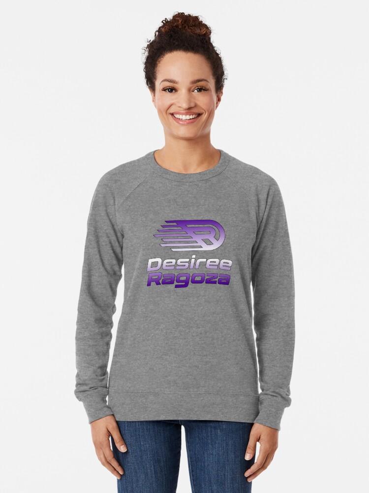 Alternate view of Desiree Ragoza Lightweight Sweatshirt