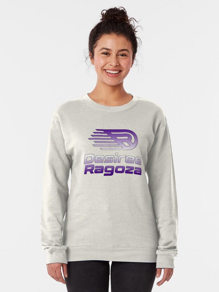 Alternate view of Desiree Ragoza Pullover Sweatshirt
