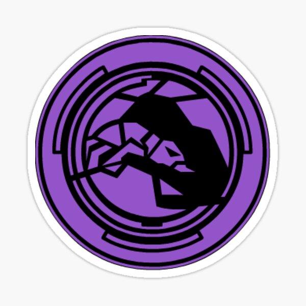 Kamen Rider Zero-One: Sting Scorpion Sticker Sticker