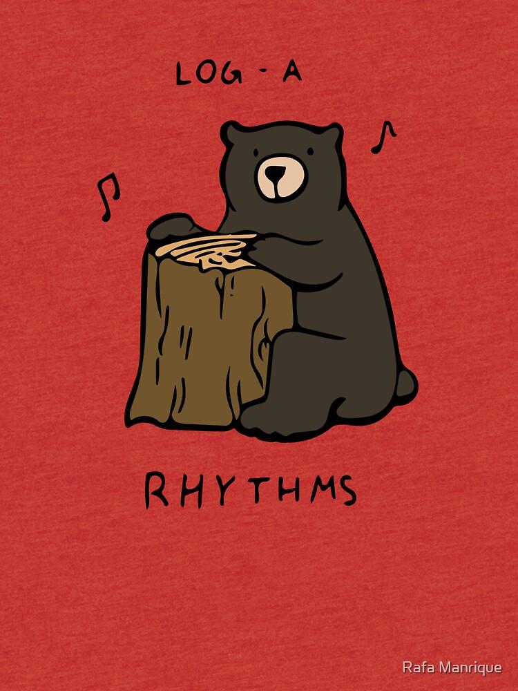 Log-a-Rhythms by rafaelmax