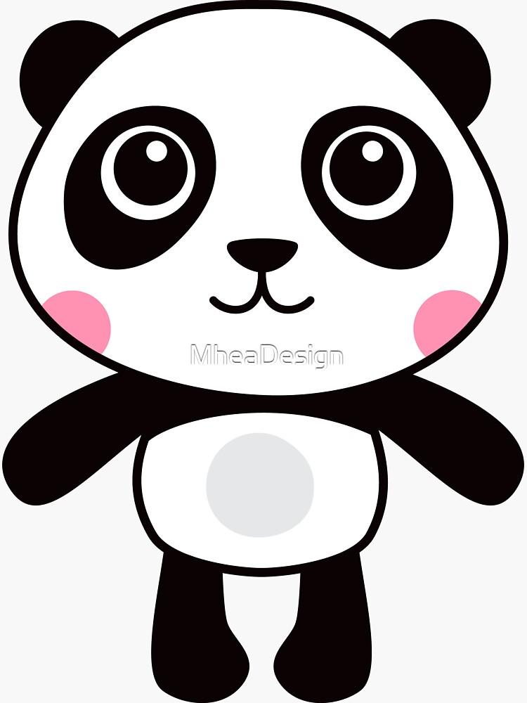Panda by MheaDesign