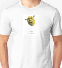 Ogre Achiever Unisex T-Shirt