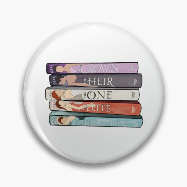 The Selection Series Pin