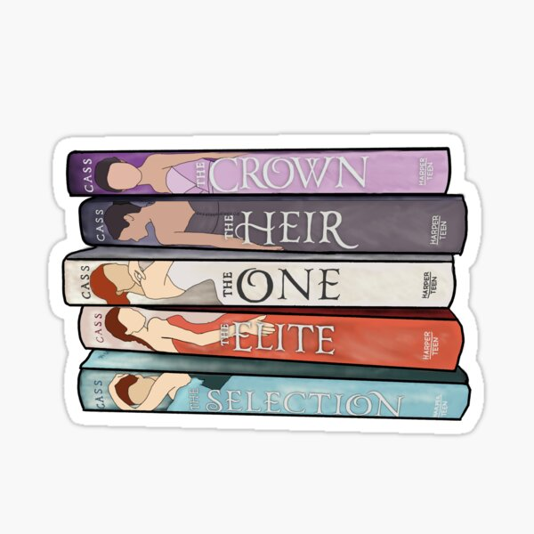 The Selection Series Sticker