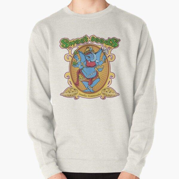 Sweet Seeds - Ganesha Canabica Pullover Sweatshirt