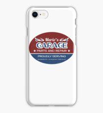 Mario's Garage iPhone Case/Skin