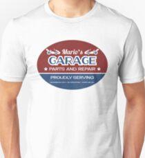 Mario's Garage Unisex T-Shirt