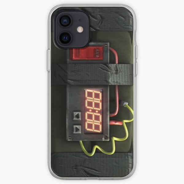Bombe collante Coque souple iPhone