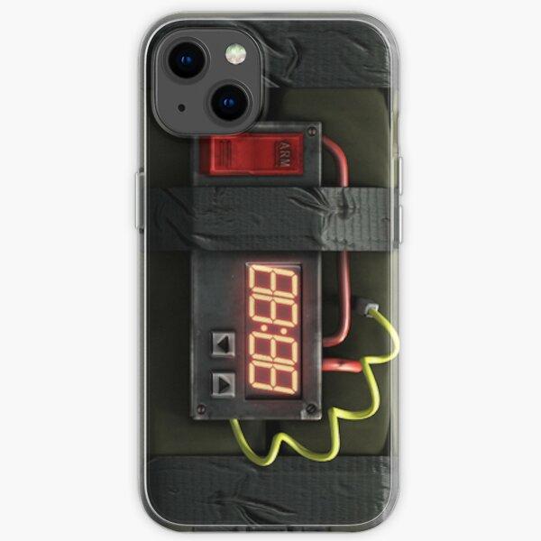 Sticky Bomb iPhone Soft Case