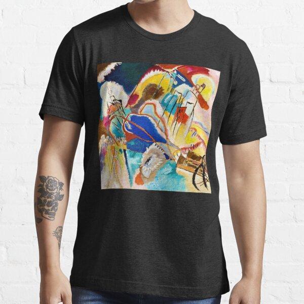 KANDINSKY Improvisation No. 30 Best Original Art 1913 Essential T-Shirt