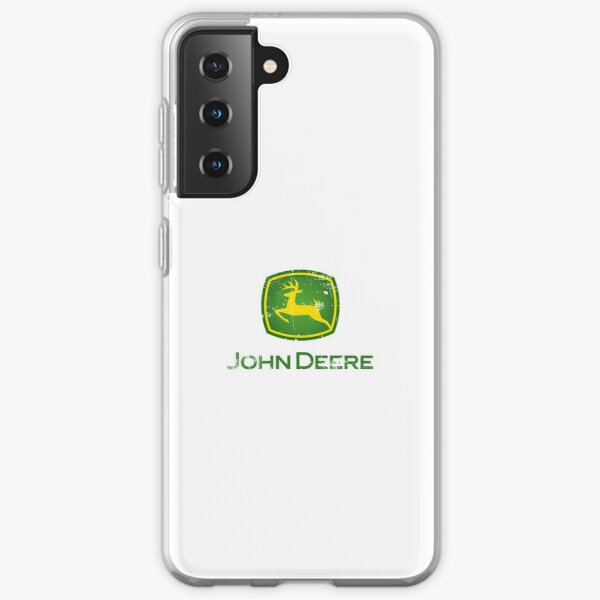 John Deere Coque souple Samsung Galaxy