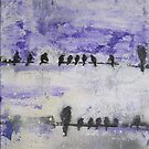 Bird Line by Katie Robinson