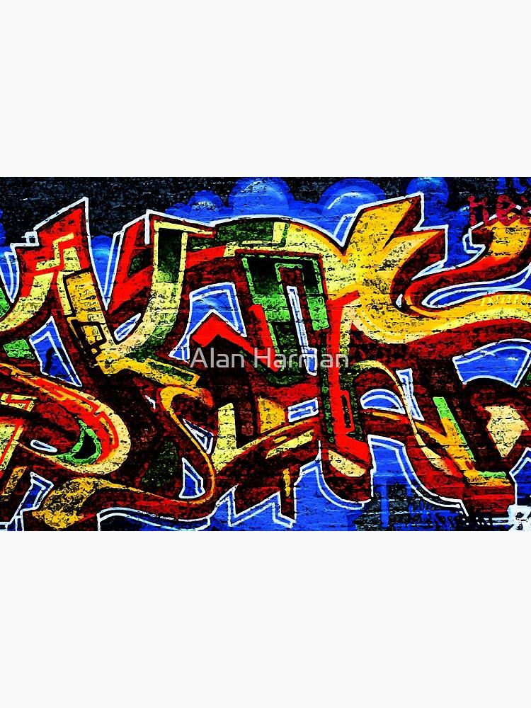 Graffiti 17 by AlanHarman