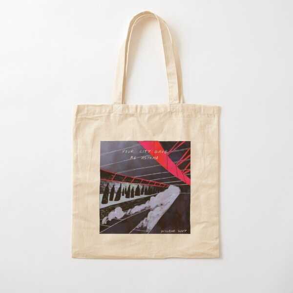Your City Gave Me Asthma  Cotton Tote Bag