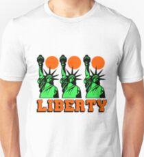 LIBERTY Unisex T-Shirt