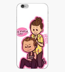 Bun Husbands iPhone Case