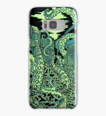 Octopus Havoc! Samsung Galaxy Case/Skin