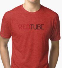 REDTUBE HAMSTER Tri-blend T-Shirt