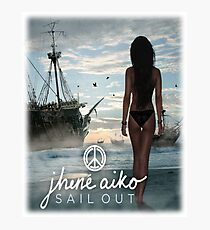 """""""Sail Out"""" EP Cover (2013) Photographic Print"""