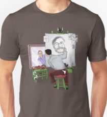 Animator self portrait Unisex T-Shirt