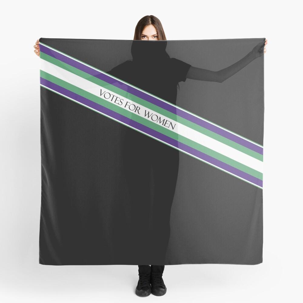 Suffragette Scarf