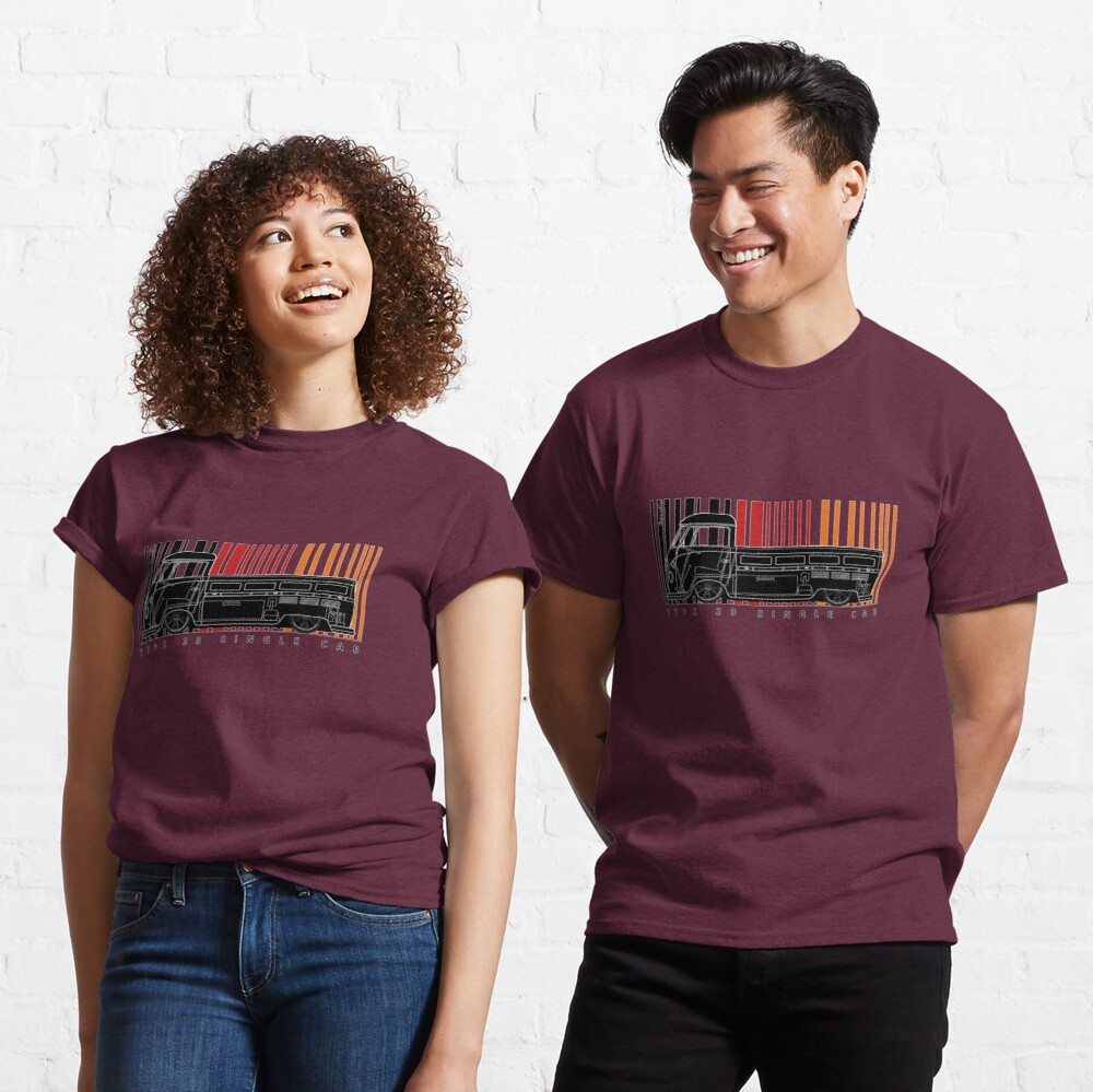 aircooled type 23 Classic T-Shirt