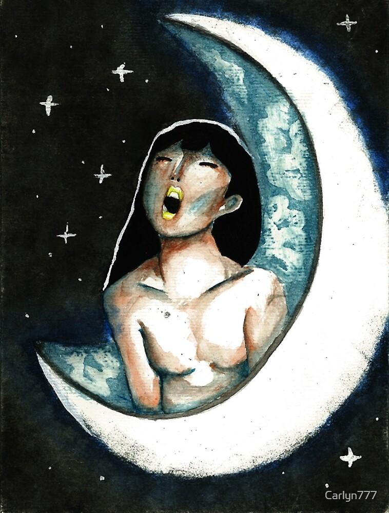 Moon by Carlyn777