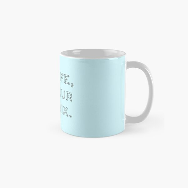Midwife, at your cervix. Classic Mug