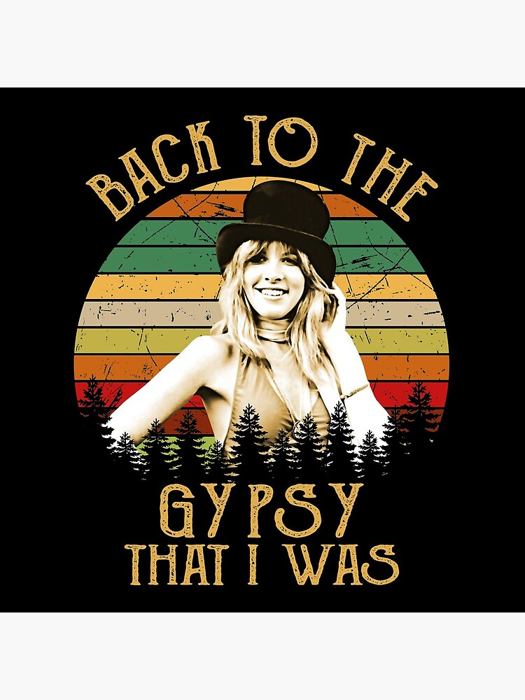 Back To The Gypsy That I Was vintage Retro by YvetteBailey77
