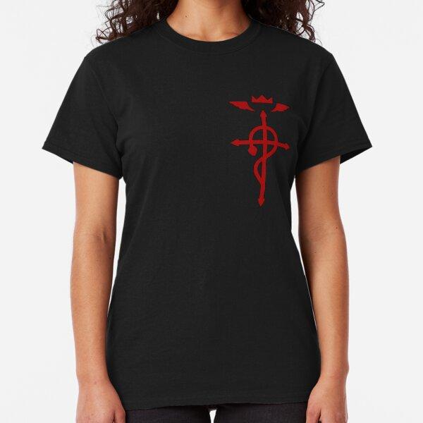 Fullmetal Alchemist - Flamel Insignia (Red) Classic T-Shirt