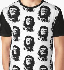 Che Corbyn - Jeremy Corbyn and Che Guevara political mash-up tshirt   Labour party leader Graphic T-Shirt
