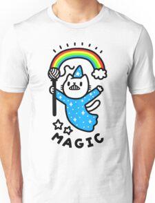 Magical Wizard Cat Unisex T-Shirt