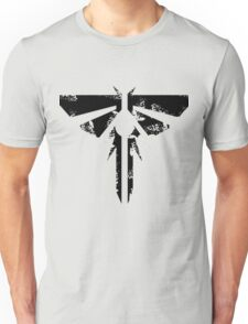 The Last of Us Grunge Firefly Emblem Unisex T-Shirt