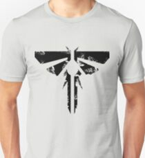 The Last of Us Grunge Firefly Emblem T-Shirt