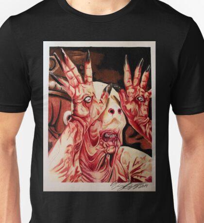 Pale Man Unisex T-Shirt