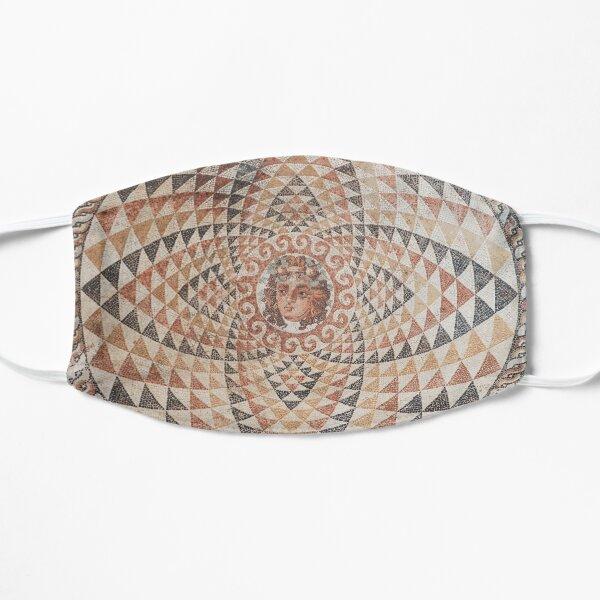 Ancient Roman mosaic - Dionysus Flat Mask