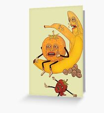 Fruit of the Doom Greeting Card