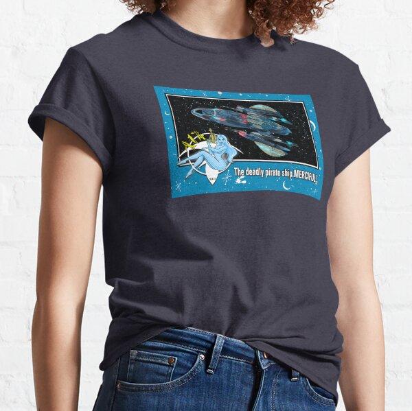 """THE MERCIFUL"" TRADING CARD ART Classic T-Shirt"