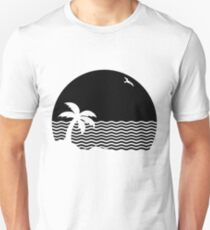 The Neighborhood - Wiped Out! Logo for Light Colored Clothing Unisex T-Shirt