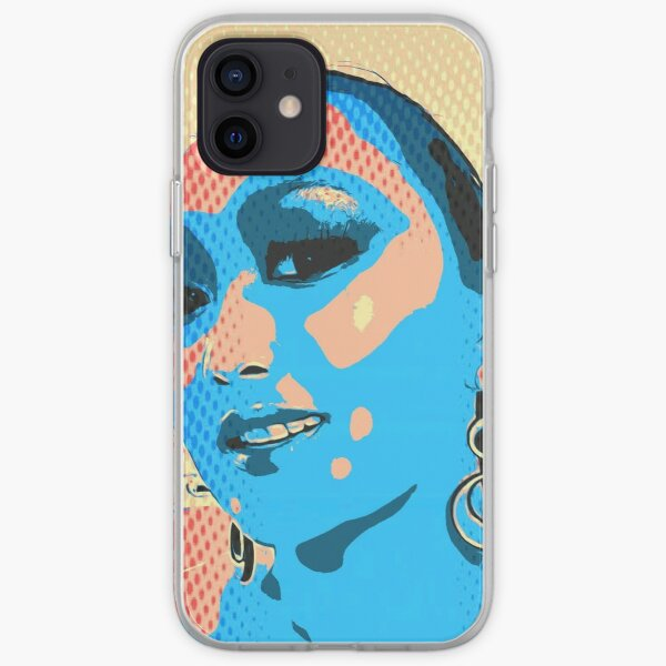 Look at me iPhone Soft Case