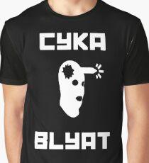 Cyka Blyat CSGO Graphic T-Shirt