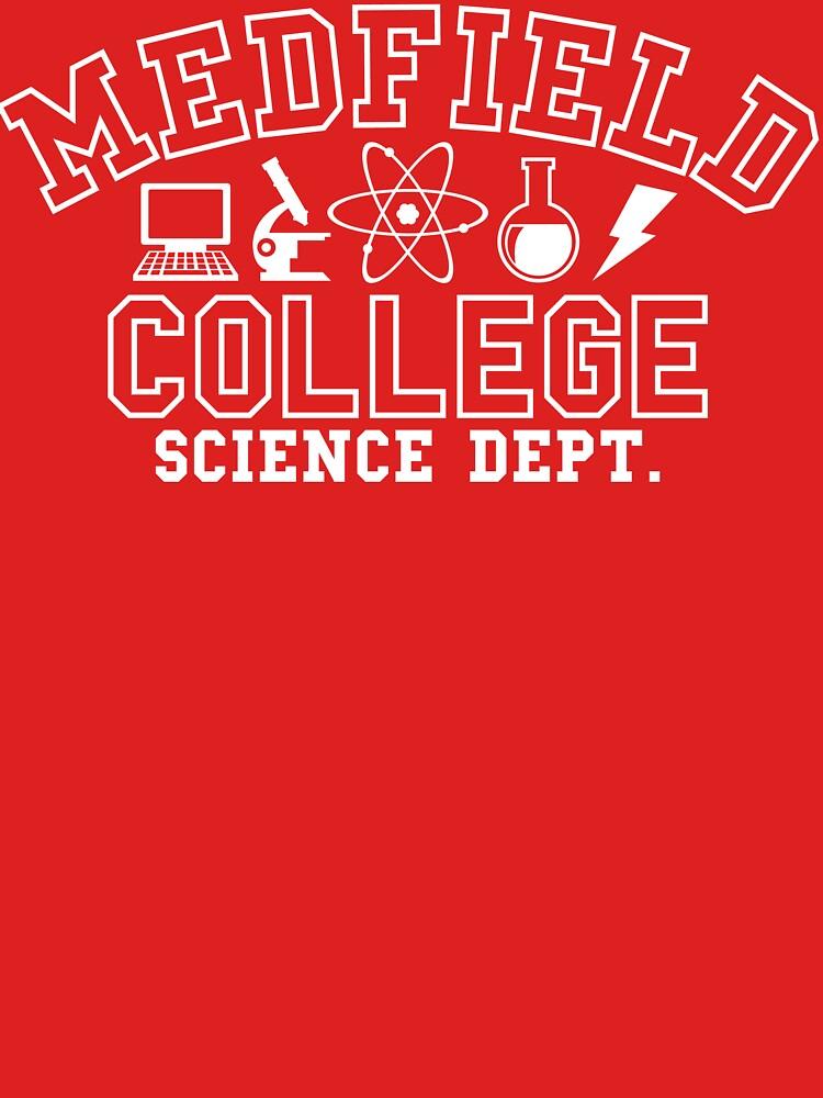 Medfield College Science Dept. | Unisex T-Shirt