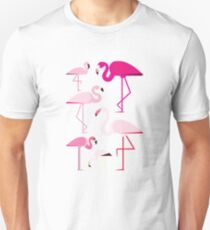 Flamingos Unisex T-Shirt